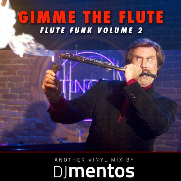 Flute Funk Vol 2 - Gimme The Flute